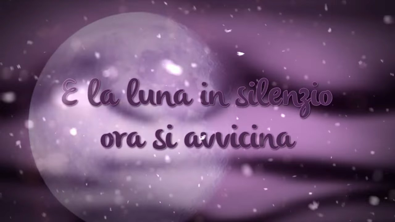 One of the 10 lyric videos that I did for Sony Music Italy for the album 'Bella Lucio' by Various artists ft. Lucio Dalla